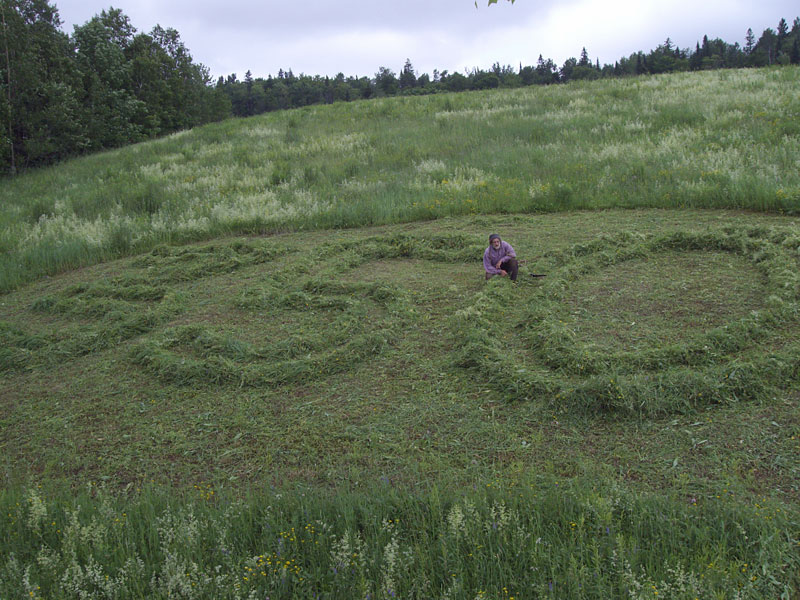 Scythe made garden ScytheConnection
